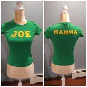 """Joe Mama"" Paul Frank Tee. Size Small"